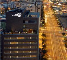 SB对角线零点巴塞罗那4 *高级酒店