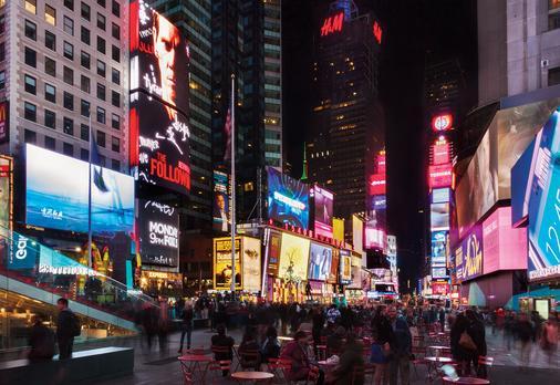 温德姆时代广场tryp酒店 - 纽约 - 景点