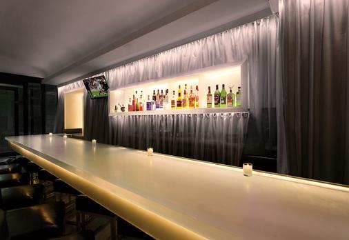 温德姆时代广场tryp酒店 - 纽约 - 酒吧
