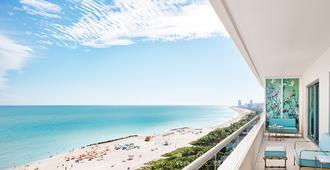 卡薩法恩那邁阿密海灘酒店 - 迈阿密海滩 - 阳台