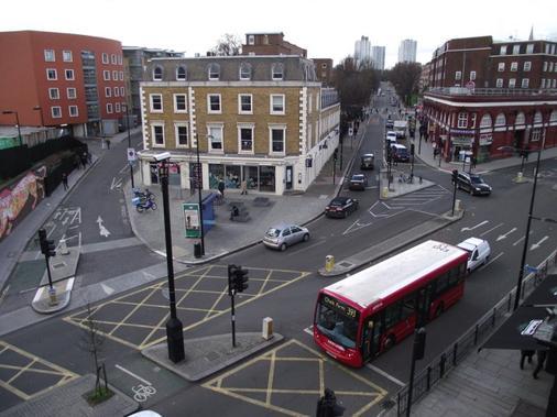 Camden Lock Hotel - 伦敦 - 户外景观