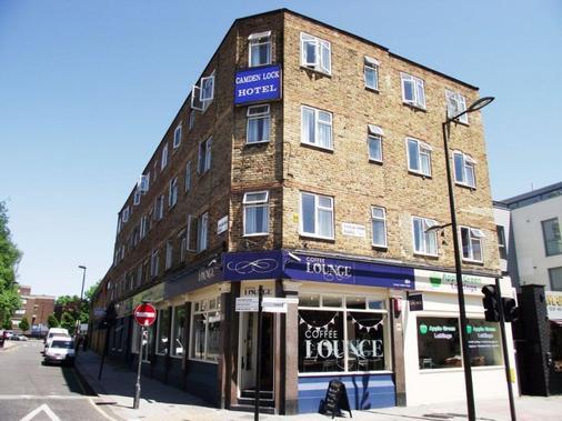 Camden Lock Hotel - 伦敦 - 建筑
