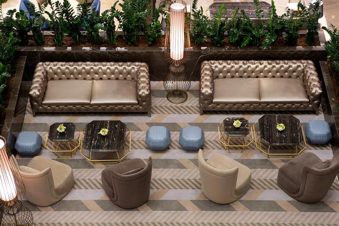伊斯坦布尔皮亚帕萨希尔顿逸林酒店 - 伊斯坦布尔 - 大厅