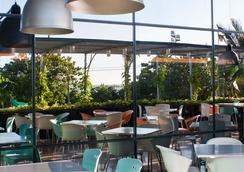 格兰马奎斯酒店 - 福塔莱萨 - 餐馆