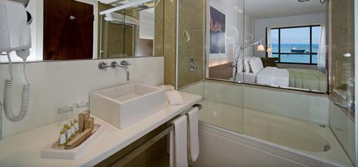 格兰马奎斯酒店 - 福塔莱萨 - 浴室