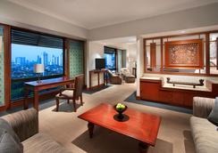 雅加达苏丹酒店 - 雅加达 - 睡房