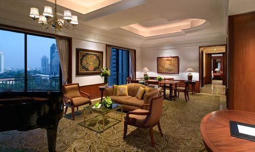 雅加达苏丹酒店 - 雅加达 - 客厅
