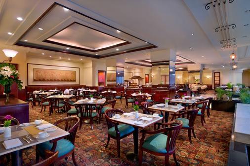 雅加达苏丹酒店 - 雅加达 - 餐馆