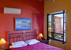 玛丽安娜酒店 - Nafplio - 睡房