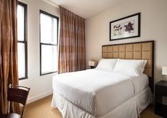 纽约91酒店 - 纽约 - 睡房