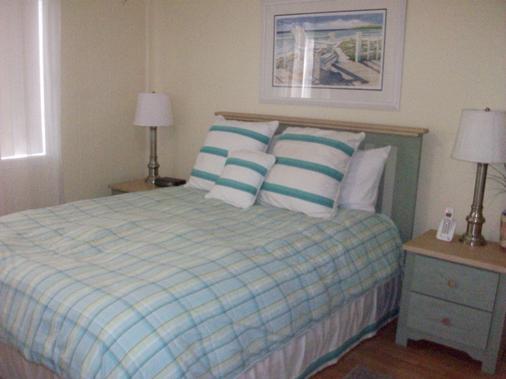希尔顿黑德岛海滩网球度假酒店 - 希尔顿海德 - 睡房
