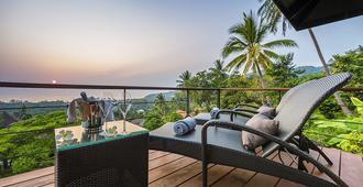 塔尔纳阿里恩度假村 - 龟岛 - 阳台