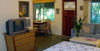 德索托海景酒店 - 好莱坞 - 睡房