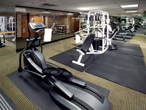 拉斯维加斯皇家度假套房酒店 - 拉斯维加斯 - 健身房