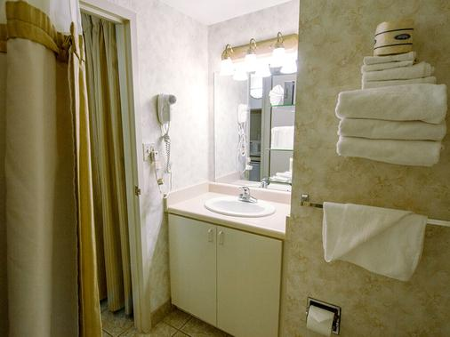 拉斯维加斯皇家度假套房酒店 - 拉斯维加斯 - 浴室