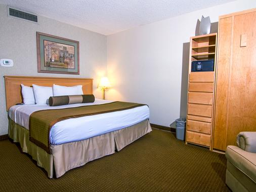 拉斯维加斯皇家度假套房酒店 - 拉斯维加斯 - 睡房