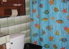 凯亚之家酒店 - Puerto Viejo de Talamanca - 浴室