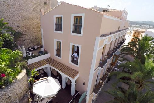 米拉多达特酒店 - 伊维萨镇 - 建筑