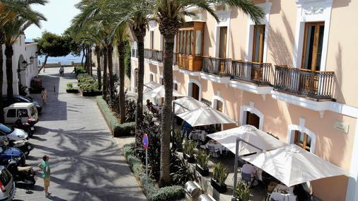 米拉多达特酒店 - 伊维萨镇 - 户外景观