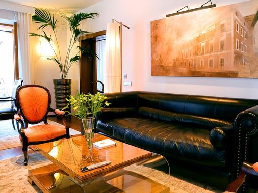 米拉多达特酒店 - 伊维萨镇 - 大厅