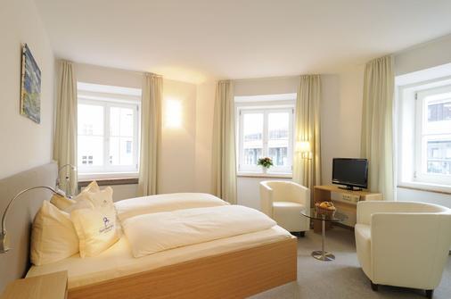 贝拉尔博克酒店 - 慕尼黑 - 睡房