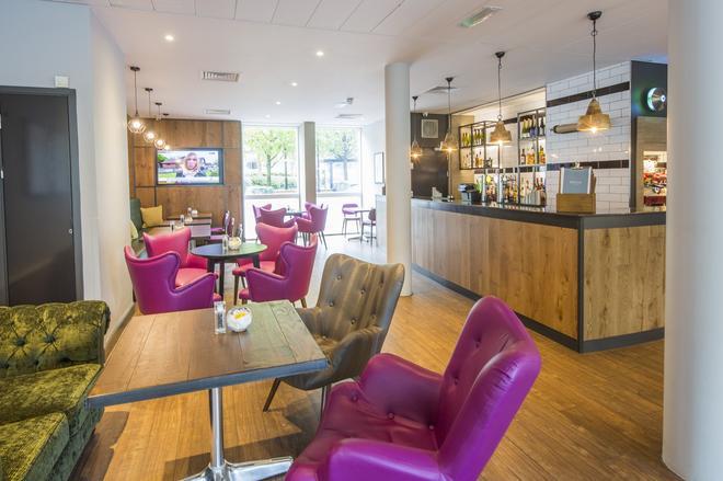 希尔顿花园布里斯托尔市中心旅馆 - 布里斯托 - 酒吧