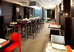 格勒诺布尔大酒店 - 格勒诺布尔 - 餐馆