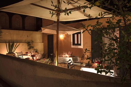 安妮萨特摩洛哥传统庭院住宅 - 马拉喀什 - 酒店设施
