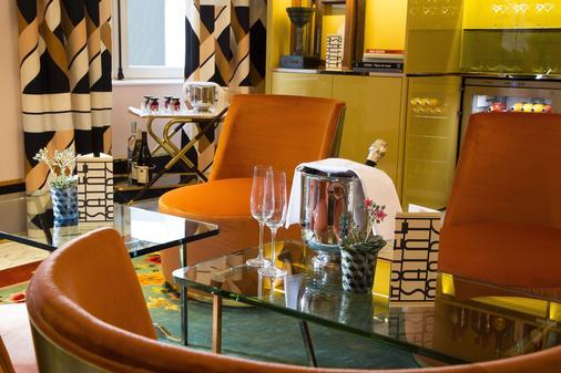 巴黎圣马可酒店 - 巴黎 - 酒吧