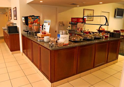 普罗维登斯机场索尼斯塔es套房酒店 - 沃威克 - 食物