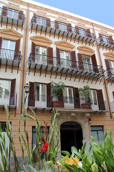 普拉索斯塔诺酒店 - 巴勒莫 - 建筑