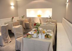 普拉索斯塔诺酒店 - 巴勒莫 - 餐馆