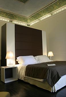 普拉索斯塔诺酒店 - 巴勒莫 - 睡房