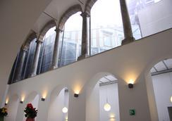 普拉索斯塔诺酒店 - 巴勒莫 - 大厅