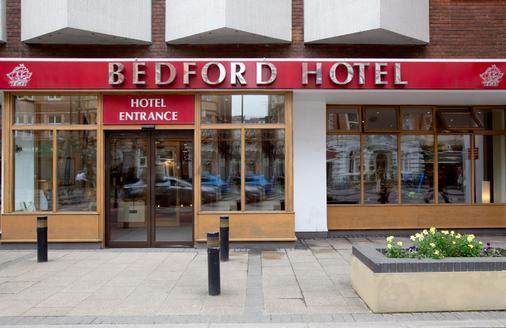 Bedford Hotel - 伦敦 - 建筑