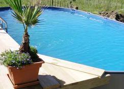 蓝努汽车旅馆 - 奥波蒂基 - 游泳池