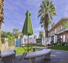 棕榈泉旅馆