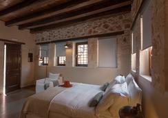 瑟乐尼斯玛精品酒店 - 哈尼亚 - 睡房