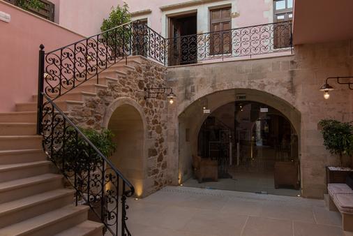 瑟乐尼斯玛精品酒店 - 哈尼亚 - 建筑