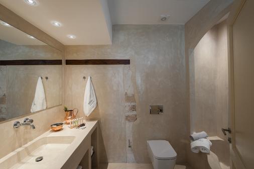 瑟乐尼斯玛精品酒店 - 哈尼亚 - 浴室