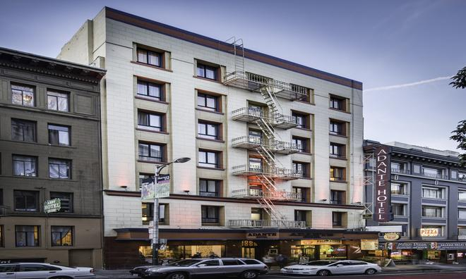 阿丹提酒店 - 旧金山 - 建筑