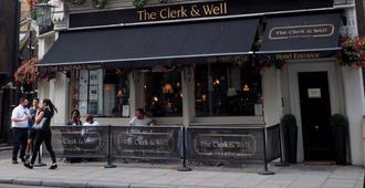 柯乐克优质酒吧和客房酒店 - 伦敦 - 建筑