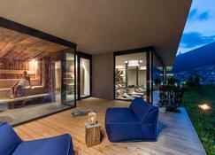 雷纳尔阿尔卑斯酒店 - 奥蒂塞伊 - 游泳池