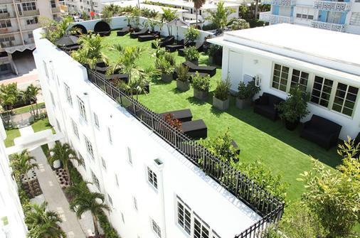 林肯阿姆斯套房酒店 - 迈阿密海滩 - 户外景观