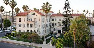 圣莫妮卡帕里豪斯酒店 - 圣莫尼卡 - 建筑