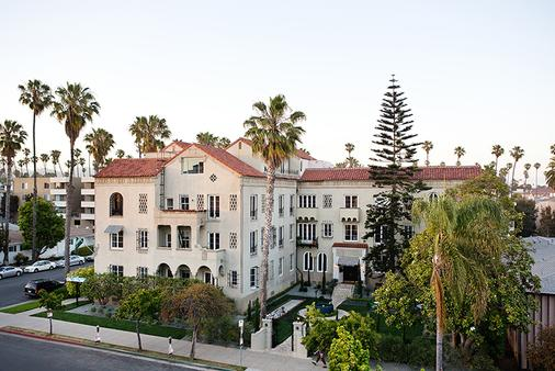 圣莫尼卡帕里豪斯酒店 - 圣莫尼卡 - 建筑