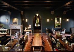 圣莫尼卡帕里豪斯酒店 - 圣莫尼卡 - 休息厅
