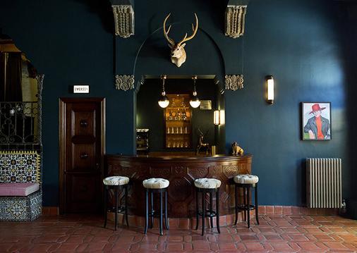 圣莫尼卡帕里豪斯酒店 - 圣莫尼卡 - 酒吧