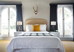 圣莫尼卡帕里豪斯酒店 - 圣莫尼卡 - 睡房