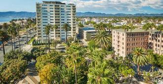 费尔蒙米拉马尔酒店和平房 - 圣莫尼卡 - 建筑